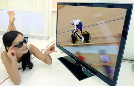 Over third of Brits will buy 3D TVs in time for 2012 Olympics - photo 2