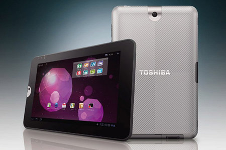 Toshiba Regza Tablet AT300 coming in June - Honeycomb flavoured