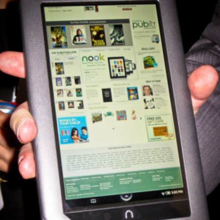 Froyo update transforms Nook Color from ereader into full fledged tablet...sort of