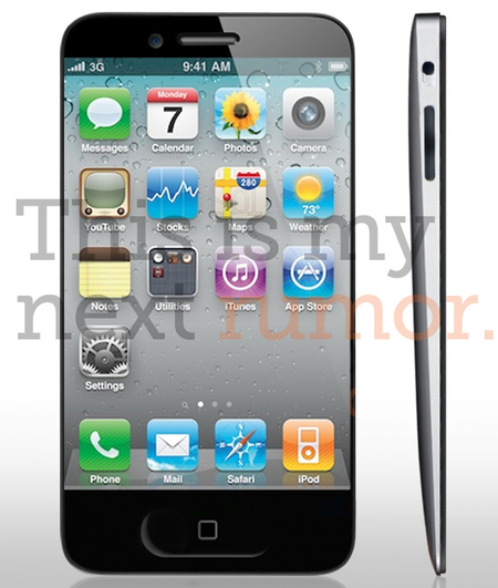 Is this the iPhone 5 you see before you?