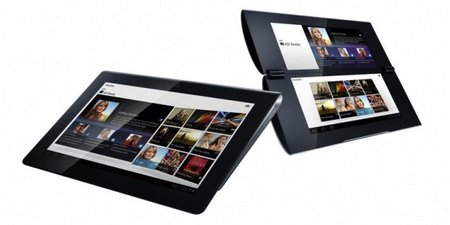 Sony S1 and S2 Android tablets official, coming Autumn 2011 (video)