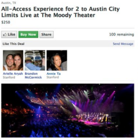 Facebook Deals get localised to take on Groupon