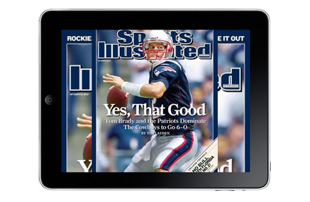 Time's iPad magazines now free for print subscribers