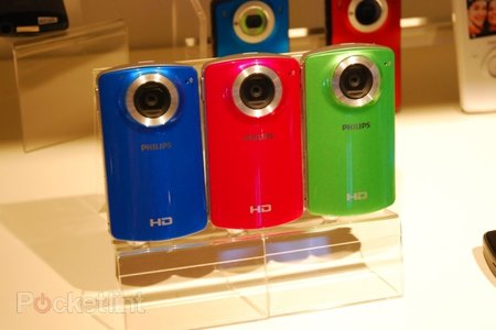 Philips ESee camcorder range hands-on