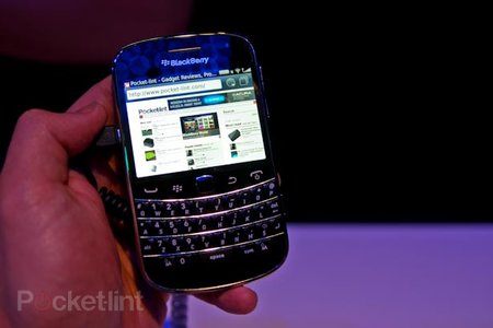 BlackBerry Bold 9900 hands-on