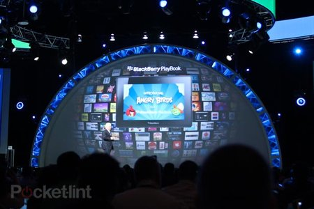 Angry Birds for Blackberry PlayBook
