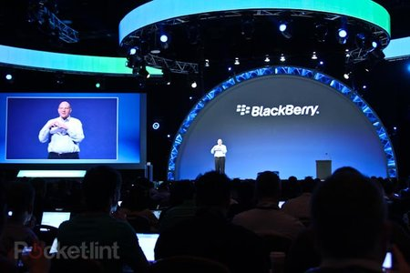Bing teams with BlackBerry, Ballmer hints at new BlackBerry OS in the works