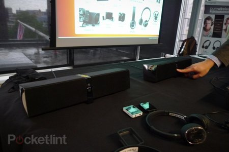 Creative ZiiSound Dx Series speakers hands-on