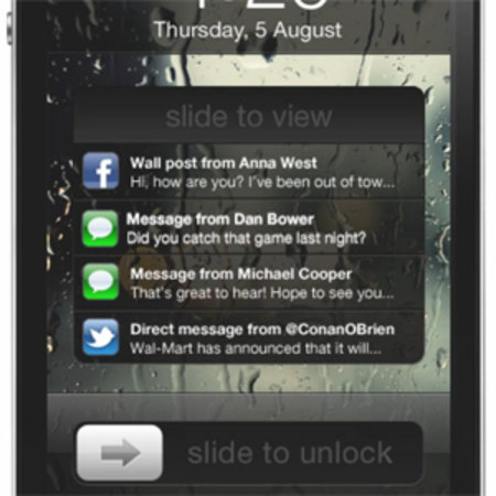 VIDEO: Awesome iPhone notification concept