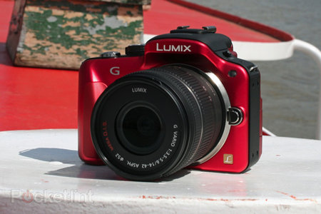 Panasonic Lumix G3: new sensor, Full HD video, more compact