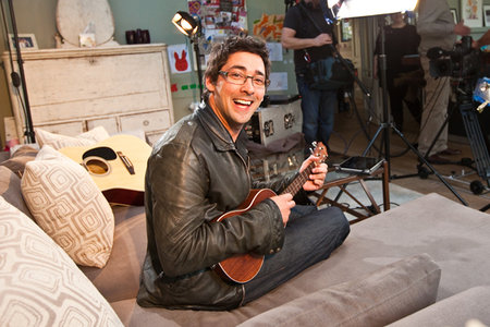 TV's Colin Murray talks tech, tablets and Twitter