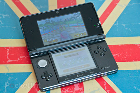 Nintendo 3DS firmware update hitting UK 7 June