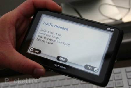 "TomTom HD traffic expands across ""Live"" devices in US"