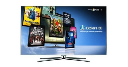 Samsung adds 3D VOD app to Smart TV lineup