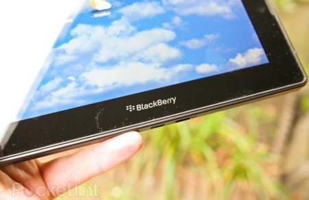 BlackBerry PlayBook on sale in the UK on 16 June