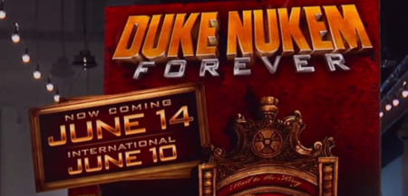 Duke Nukem Forever demo landing 3 June...if you're in the club