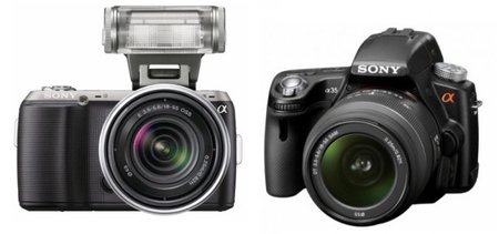 Sony NEX C3 and Alpha A35 cameras coming 3 June?