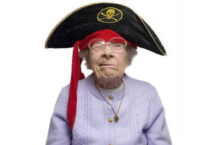 Grannies turn to piracy thanks to eBook readers and iPads