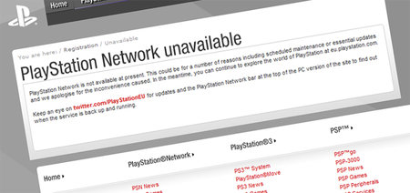 New PSN woes... Your password can be hacked