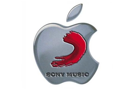 Sony Music latest to sign up for Apple's cloudy days