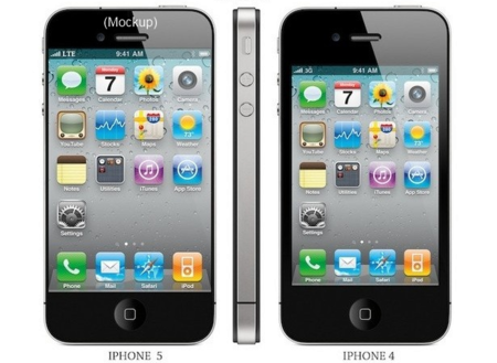 Orange boss confirms smaller and thinner iPhone 5