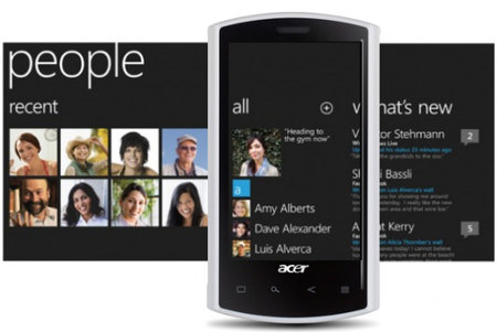 ZTE, Fujitsu, and Acer join the Windows Phone 7 party
