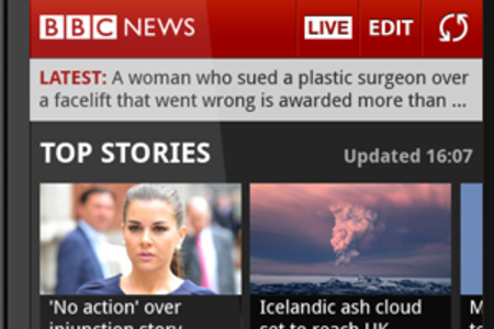BBC News app for Android finally arrives