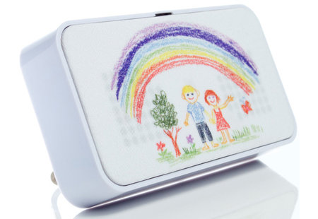 Doodle - the iPod speaker you can personalise