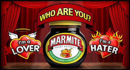 WEBSITE OF THE DAY - Marmite