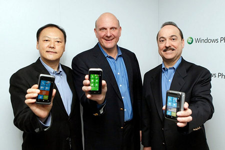 HTC CEO confirms continued support of Windows Phone 7