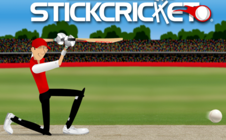 APP OF THE DAY: Stick Cricket (iPad) - photo 1