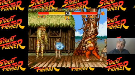 VIDEO: Recreating Street Fighter sounds with your mouth