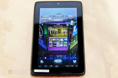 ViewSonic ViewPad 7x hands-on