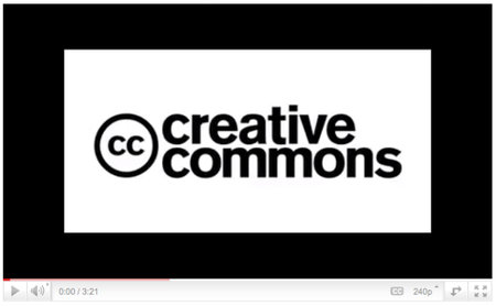 YouTube brings in creative commons support for videos