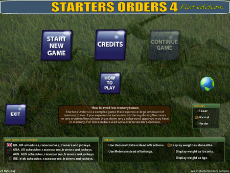 APP OF THE DAY: Starters Orders 4 review (iPad) - photo 3