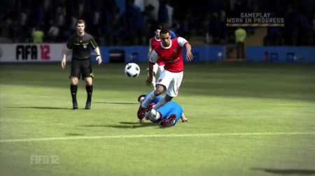 VIDEO: Fifa 12 player impact engine revealed