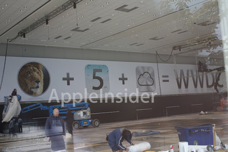 Apple WWDC banner lifts lid on keynote: Lion + iOS 5 + iCloud