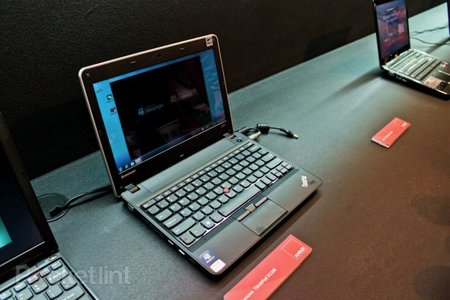 Lenovo ThinkPad Edge E125 makes early appearance at Computex, we go hands-on