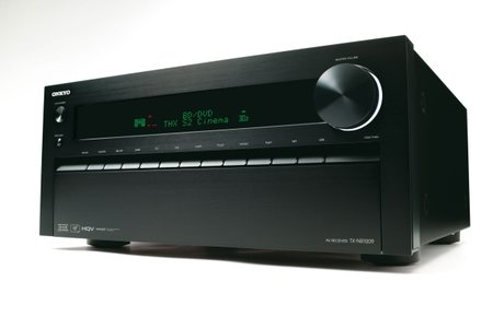 Onkyo takes Spotify upmarket with the TX-NR1009