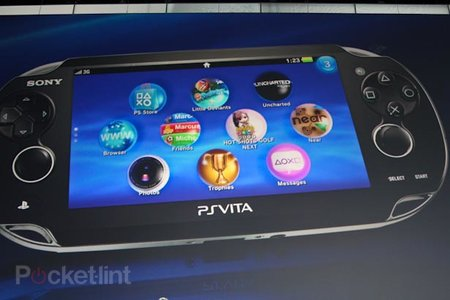 PlayStation Vita official, Wi-Fi and 3G versions coming