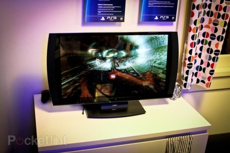 Sony PlayStation 3D Display pictures and hands-on