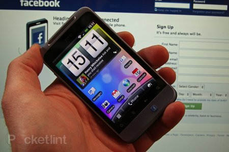 HTC Salsa: Facebook features explored - photo 3