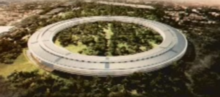 Apple spaceship planned for new Cupertino HQ (video)