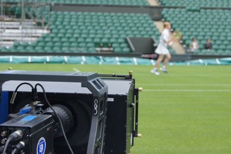 Sky applauds BBC's Wimbledon 3D coverage