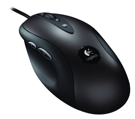 Logitech's MX518 mouse gets successor: the G400