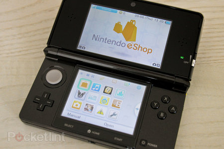 Nintendo 3DS eShop hands-on