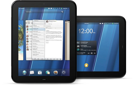 HP TouchPad gets UK price and release date