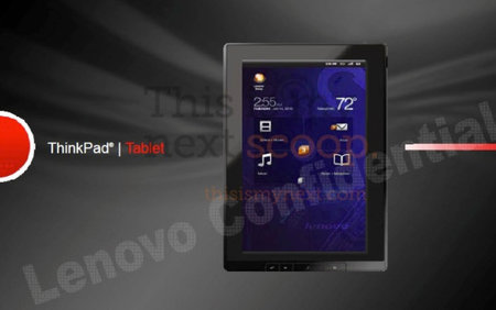 Lenovo boss confirms Android ThinkPad and IdeaPad tablets