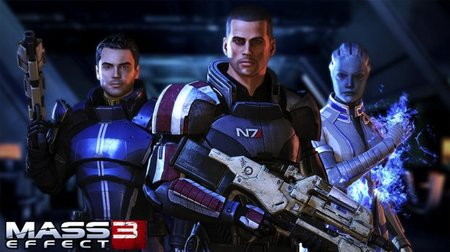 E3 Quick Play: Mass Effect 3
