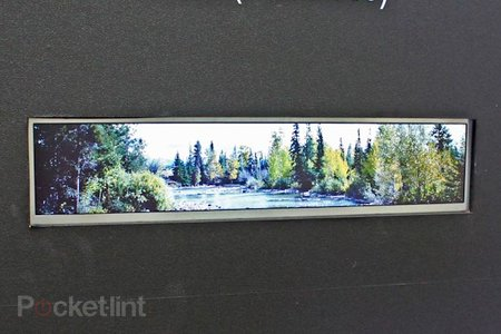 Mitsubishi Electronics creates bonkers 16:3 display, perfect for panoramic shots
